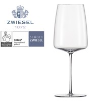 Zwiesel 1872  Simplify FRUITY & DELICATE Tritan Crystal Wine Glass (555 ml: Red Wine / White Wine)