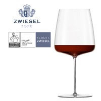 Zwiesel 1872  Simplify VELVETY & SUMPTUOUS Tritan Wine Glass (740 ml: Red Wine / White Wine)