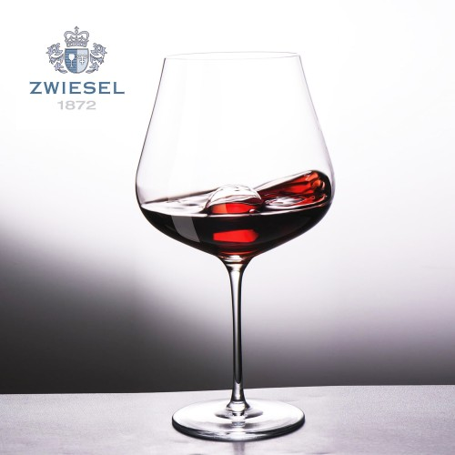 Zwiesel 1872 Air Sense 843ml Full-Bodied Bordeaux Red Wine Mouth Blown Wine Glass