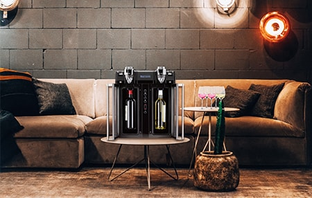 Get to know the Wine Dispenser