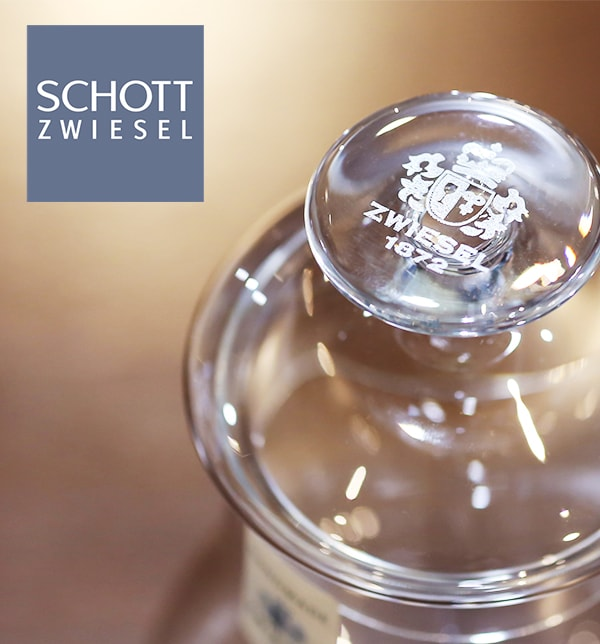Schott Zwiesel Crystal Wine Glasses