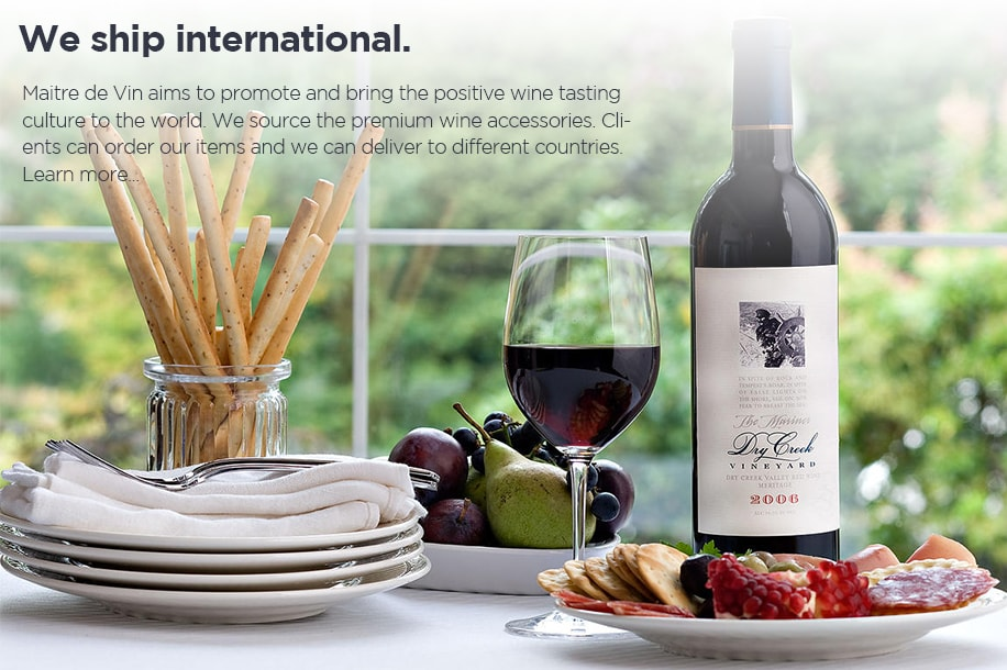 Wine  Accessories Ship International
