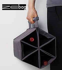 ZEBAG Wine Bag  Wine Accessories